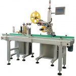 Automatic Can Glass Metal Bottle Paste Labeler