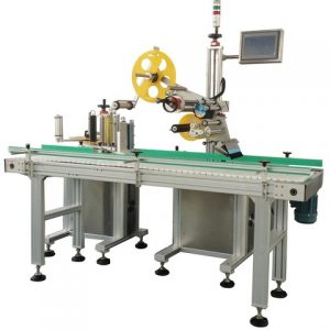 Sesame Oil Bucket Labeling Machine