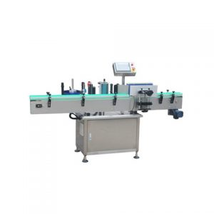 Round Cylindrical Cans Labeling Machine