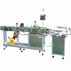 Oil Bottle Combined Automatic Labeling Machine
