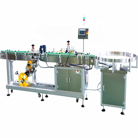 Bottle Labeler Machine | Applicators for Inking Date Codes