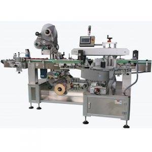 Front Back Two Sides Labeling Machine