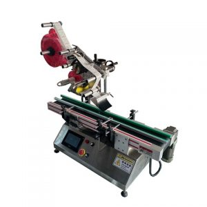 Top Surface Box Labeling Machine