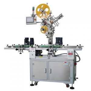 Wet Glue Labeling Machine Wine Bottle Label Machine