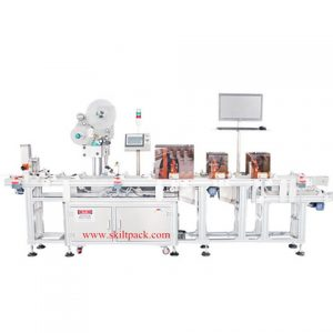 Nail Oil Labeling Machine