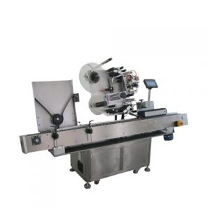 Labeling Machine For Tapered Bottle