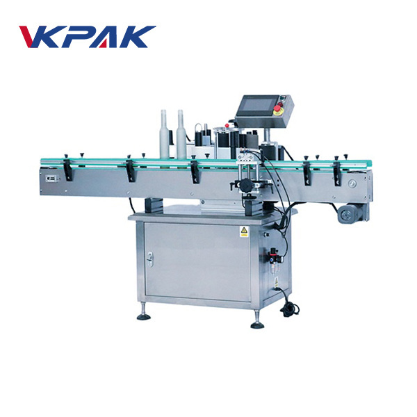 Automatic Orientation Wrap Around Labeling Machine