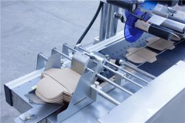 Automatic Paging Sticker Labeling Machine Details