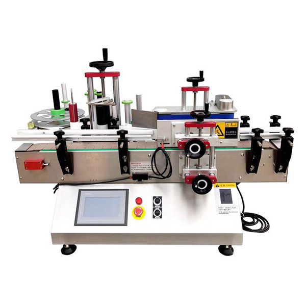 Automatic Tabletop Bottle Labeling Machine