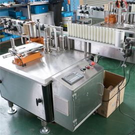 Automatic Wet Glue Labeling Machine Details