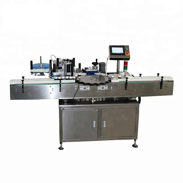 High Speed Rotary Positioning Labeling Machine
