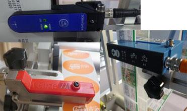 Import label sensor