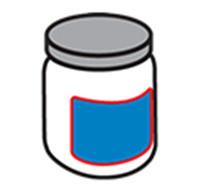 Round Bottle Labeling